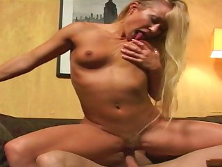 Fogged up hardcore fucking with a pierced clit blonde dame