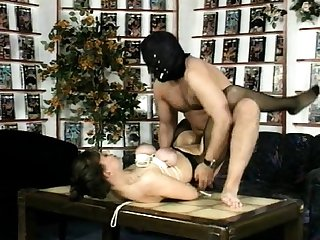 Vintage Porn 1970s John Holmes and Muted Tyro Piece of baggage