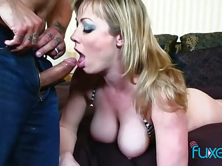 Chunky tittied whore with spanked red ass Jessica gets her anus rammed