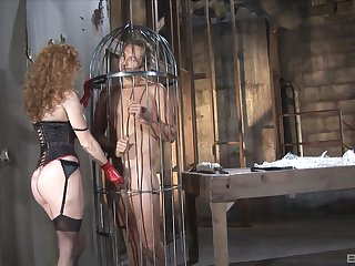 Kinky and nasty Audrey Hollander likes wide play all sex games