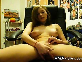 Young wholesale masturbate on camera