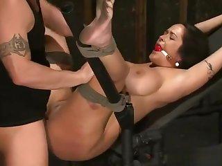 Best porn clip MILF exclusive show