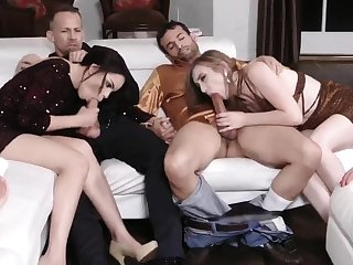 Daddy caught me xxx Way-out Year Way-out Swap