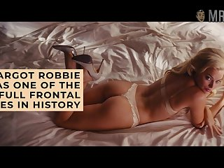 Margot Robbie nude scenes compilation
