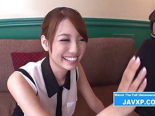 Amazing Japanese Babe Gets Screwed - Asian porn