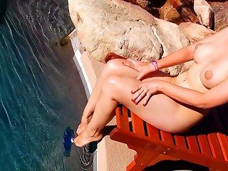 David-nudes - Lulu Nude Full knowledge Bathing