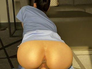 Would you let a Latina nurse ride you?