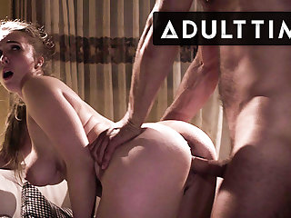 Lena Paul Showcases Her Best Anal Close by Unfaithful Brass hat