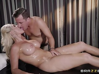 Oiling A Whore